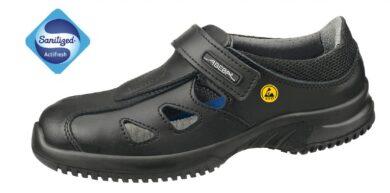 ESD sandál černý ABEBA 36796  vel.35(9300000030)