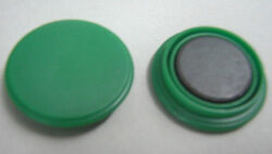 Magnet 25mm - green
