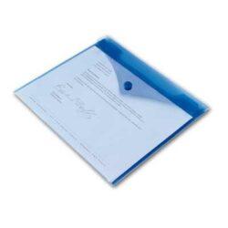 Obálka A5 modrá s drukem 5ks