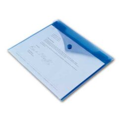 Desky spisové A4 s drukem modré (5ks)