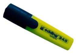 Zvýrazňovač  Edding 345  -  žlutý