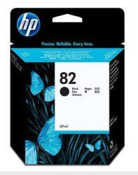 Náplň inkoustová CH565A black 69ml  HP 82