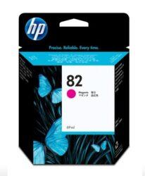 Náplň inkoustová C4912A magenta 69 ml  HP 82