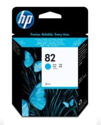 Náplň inkoustová C4911A cyan 69ml  HP 82