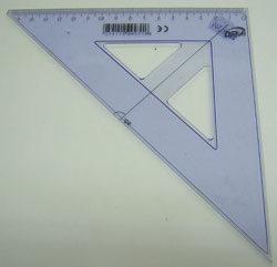 Ruler triangel