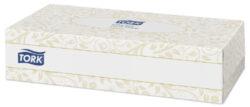 Kapesníčky papírové  TORK-TORK extra jemné papírové kapesníky nabízí prvotřídní jemnost v líbivém moderním plochém balení.