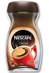 Káva instantní NESCAFE Classic Crema, 200g
