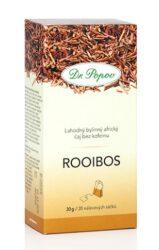 Čaj Dr. Popov Rooibos 20x1,5g