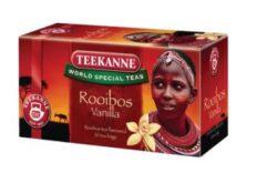 Čaj Teekanne Rooibos Vanilka, 20x1,75g