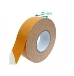 Páska lepící oboustranná    25mm - návin 10m