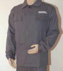 Blouse GREY colours  MEN size 48 - Kostal STANDARD
