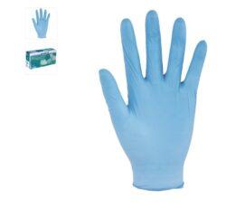 Rukavice Semperguard Xpert blue nitrilové  XL  90ks-Alternativa rukavic Ansell Touch N Tuch 92-600, které jsou momentálně nedostupné.
