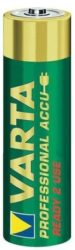 Battery Varta 5716  2600mAh   1,2V  AA   Ni-Mh charging