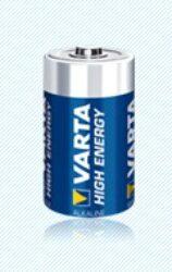 Baterie Varta  4920  velký mono  1,5 V-velikost D;  LR20;  délka 61,5mm