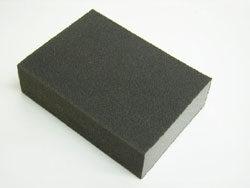 Abrading sponge P100