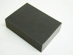 Abrading sponge P280-220