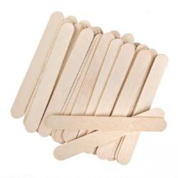 Špachtel dřevěná  lékařská 100ks
