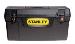 """Box na nářadí s kovovými přezkami 20"""", STANLEY 1-94-858-Rozměr 508x249x249 mm"""