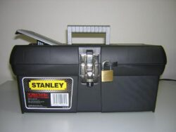 "Tool Box  16"";  STANLEY 1-94-857"