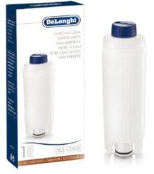 Filtr vodní DLS C002-De'Longhi vodní filtr DLSC002: •napomáhá zvýšit výkon a efektivitu kávovaru díky zabraňování tvorby vodního kamene uvnitř kávovaru •čistší voda pomáhá zajistit lepší chuť kávy a zachovat její původní aroma •napomáhá prodloužit životnost kávovaru •rychlé a jednoduché pro instalaci Pro optimální výsledky doporučujeme měnit filtr pravidelně a to každé 2 měsíce Rozměry výrobku:6.1 x 4.4 x 16.5 xm Určený pro modely kávovarů: BCO 410/420, EC 850/860, ECAM 21../22../24../26.. , ESAM 66../67../69..