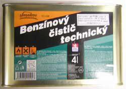 Technical benzine