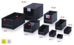 ESD box SK4 black