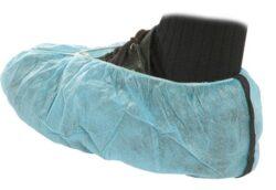 ESD shoe cover - disposable-Disipativní návlek na jednorázové použití z netkaného materiálu.