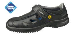 ESD shoes ABEBA 36796 size 37-ESD sandál antistatický